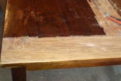 tafel voor restylen