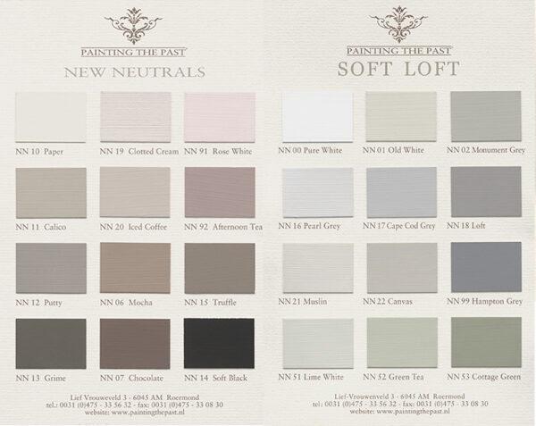 New Neutrals & Soft Loft - Muurverf