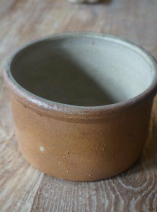 Pot van aardewerk